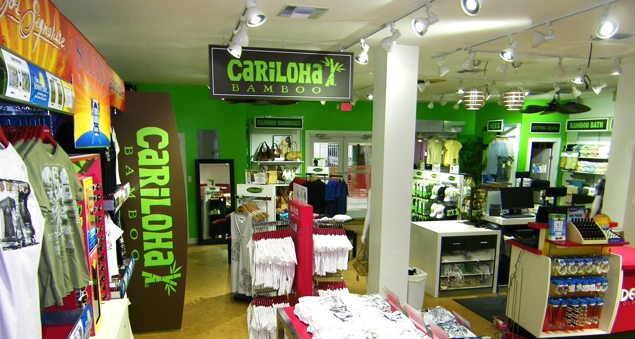 753a30bb3ce Cariloha opens in Freeport