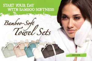 bamboo towels by cariloha