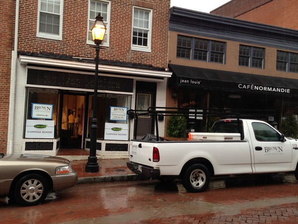 Cariloha Annapolis Store Opening by April 27