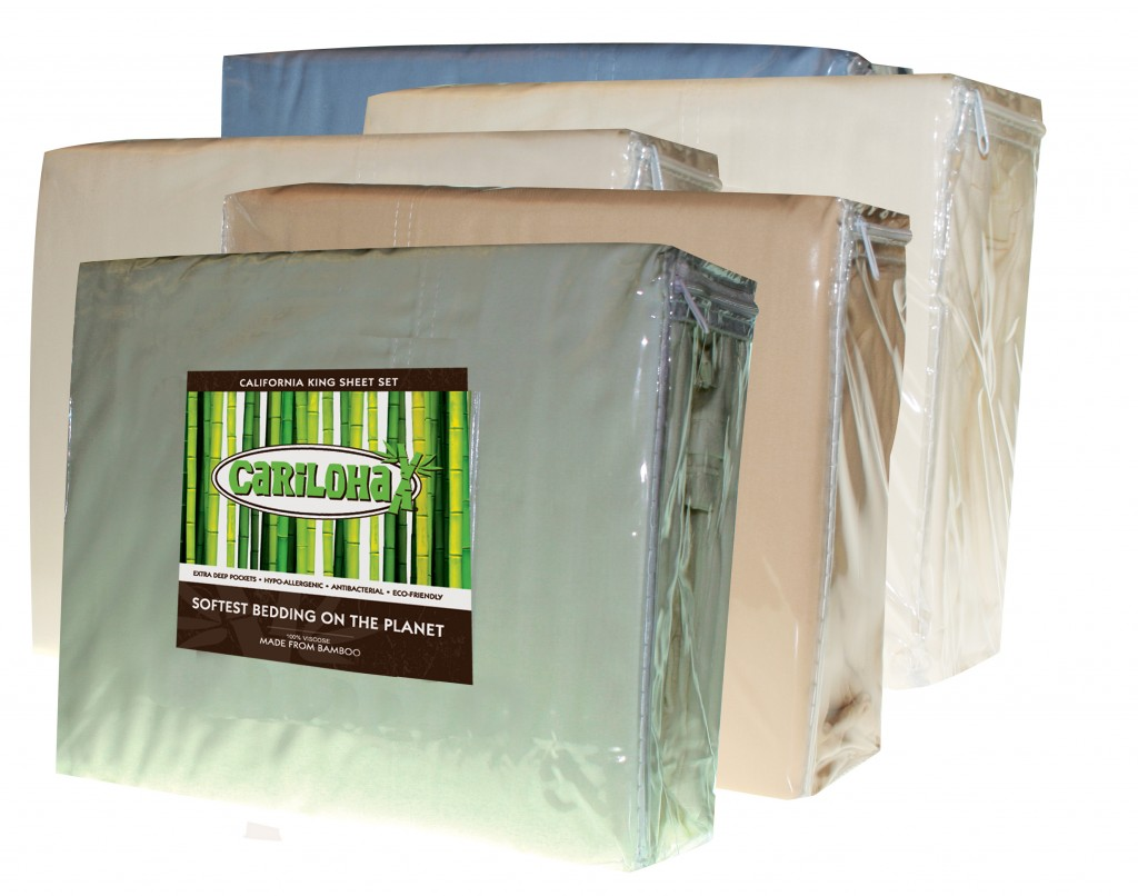 Cariloha Bamboo Bed Sheet Sets
