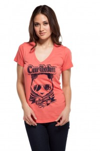 Cariloha Bamboo Women's Stay Cool Shirt Design
