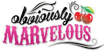 Obviously Marvelous Logo