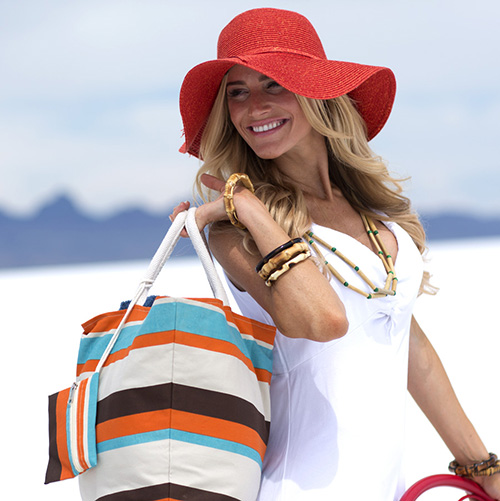 Cariloha Bamboo Beach Bags are Sturdy, Soft & Sustainable - Blog ...