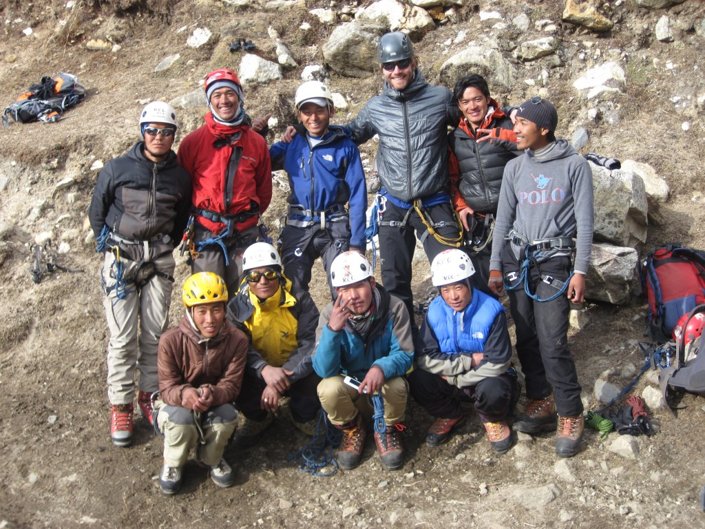 Khumbu Climbing Center Nepal - Alex Lowe Foundation