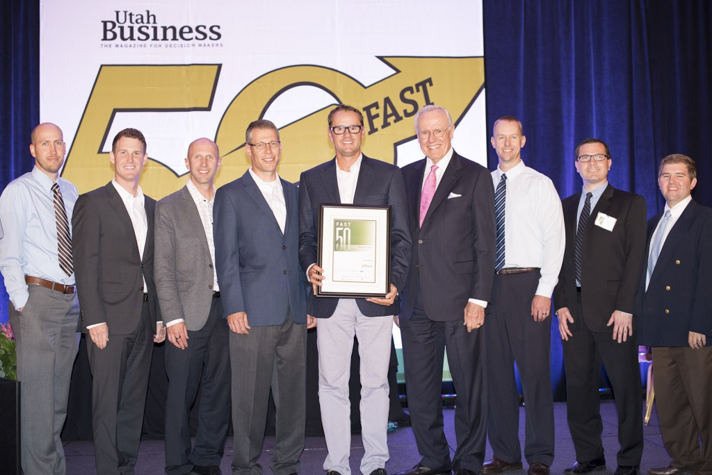 Cariloha Honored as One of the Fast 50 Growing Companies