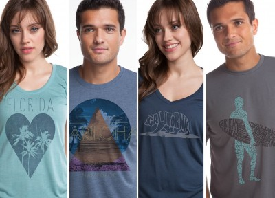 Cariloha Launches 2015 Fall-Winter Graphic Tee Collection