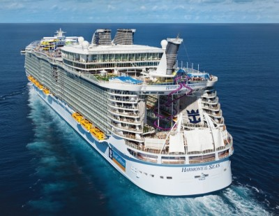 Royal Caribbean Unveils Tallest Slide at Sea