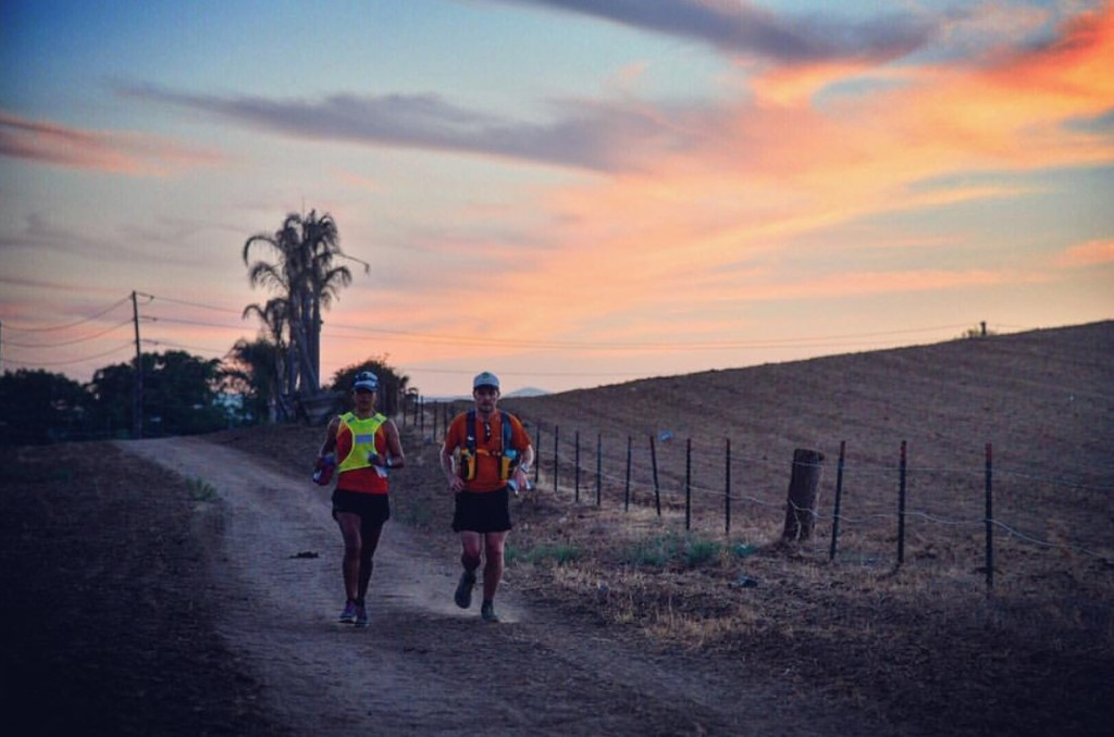 Keila Merino Running Across the USA in 62 Days Wearing Cariloha Bamboo