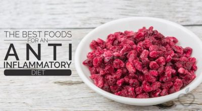 The Best Foods for an Anti-Inflammatory Diet