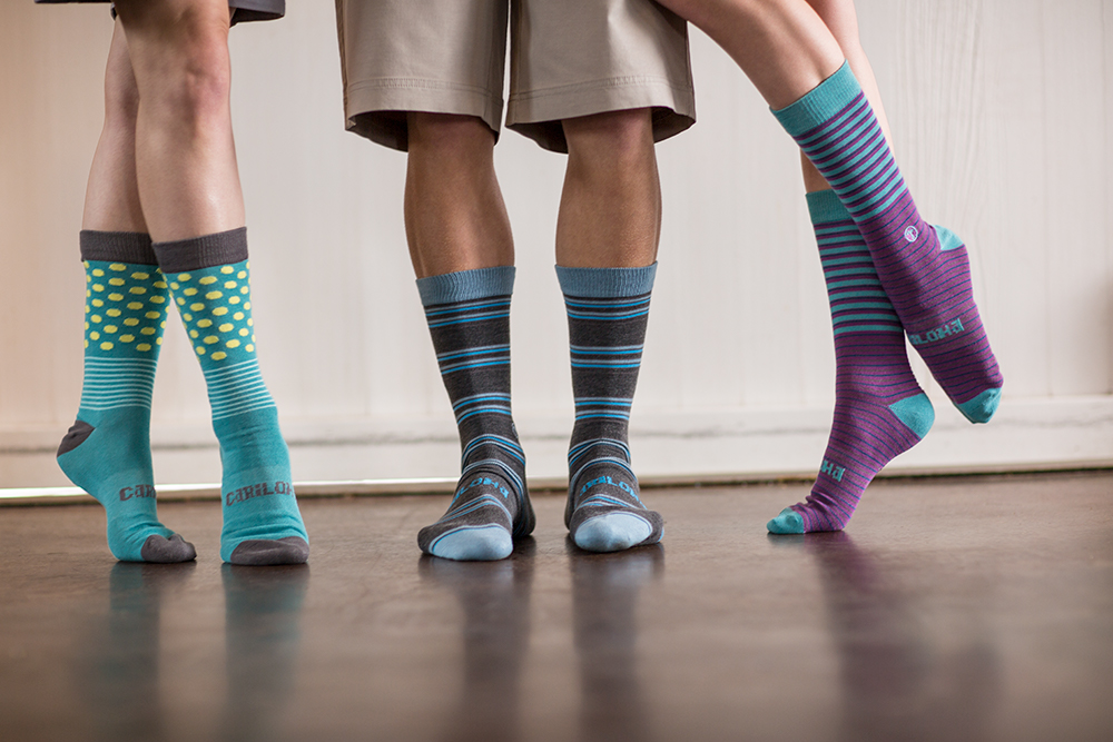 Do You Rock the Right Sock?