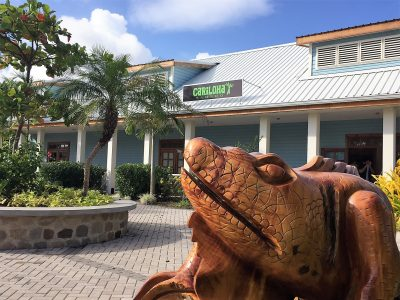 Cariloha Opens New Store on Harvest Caye, Belize
