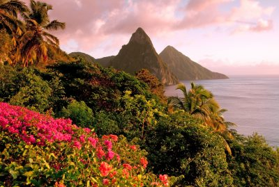 Cariloha's Inside Scoop on the Caribbean Island of St. Lucia