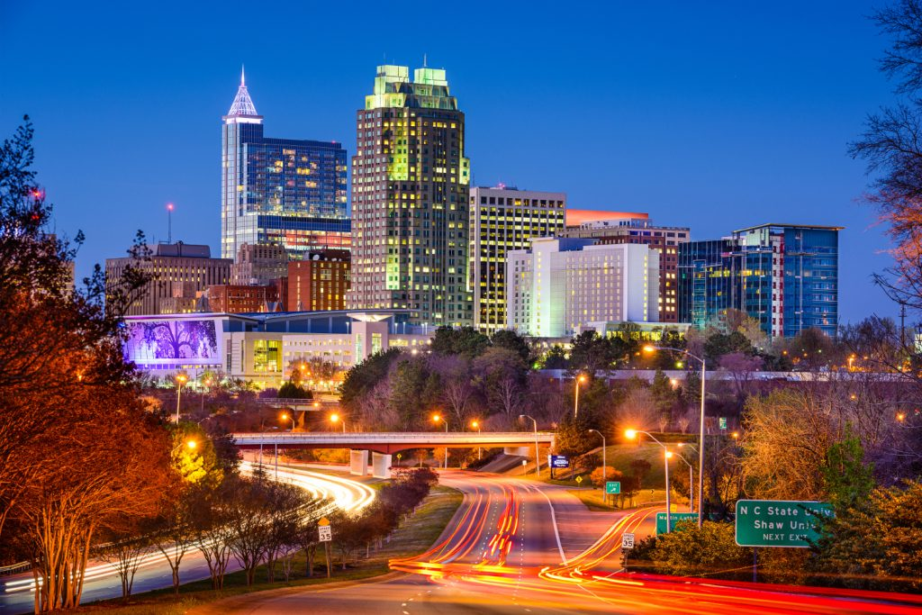 Cariloha's Inside Scoop on Raleigh, North Carolina