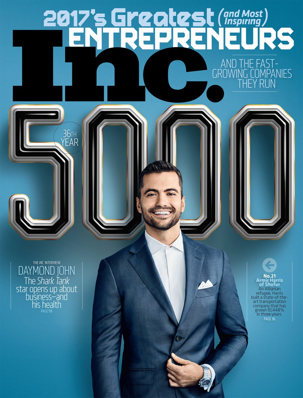 Cariloha Makes Inc. 5000 List of America's Fastest-Growing Private Companies