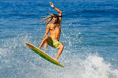 Find out Why Austin Keen is Stoked on Cariloha Bamboo
