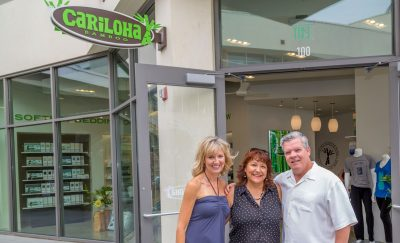 Cariloha Bamboo Clothing, Bamboo Retail Store Featured in Los Angeles Times