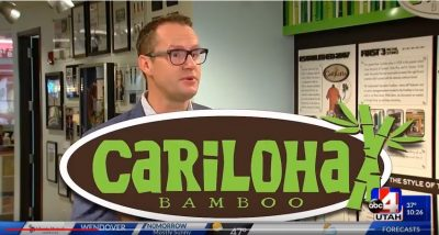 Cariloha, Bamboo Products Featured on ABC News Station
