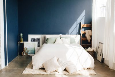 7 Ways to Create the Coziest Bedroom by Lattes Lilacs & Lullabies