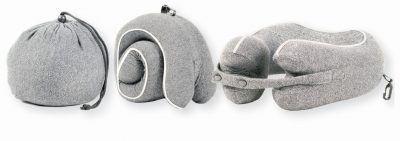 Today Spotlights Cariloha Neck Pillow as Comfortable Way to Travel