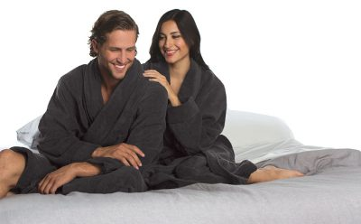 Cariloha Bathrobes Spotlighted in Daily Beast as Allergy-Season Relief