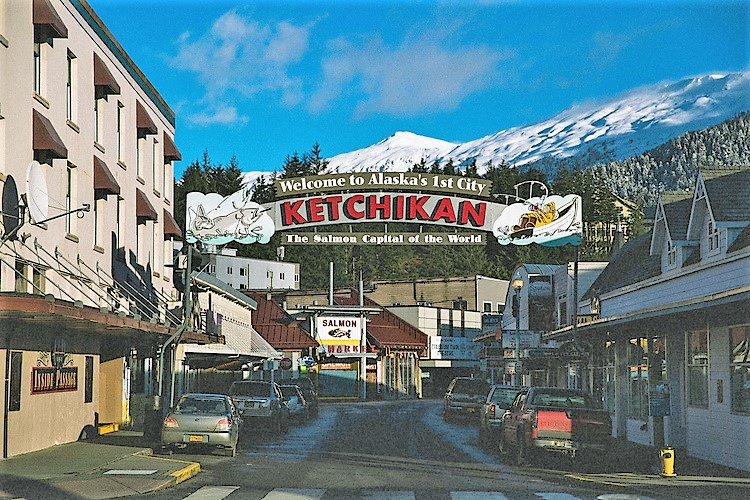 Catch All This and More in Ketchikan, Alaska