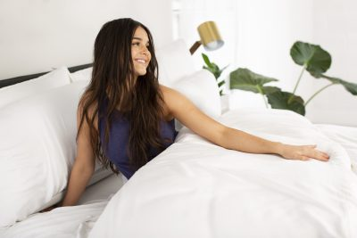 CNN Spotlights Cariloha Bamboo Comforters as Lightweight Option for Summer