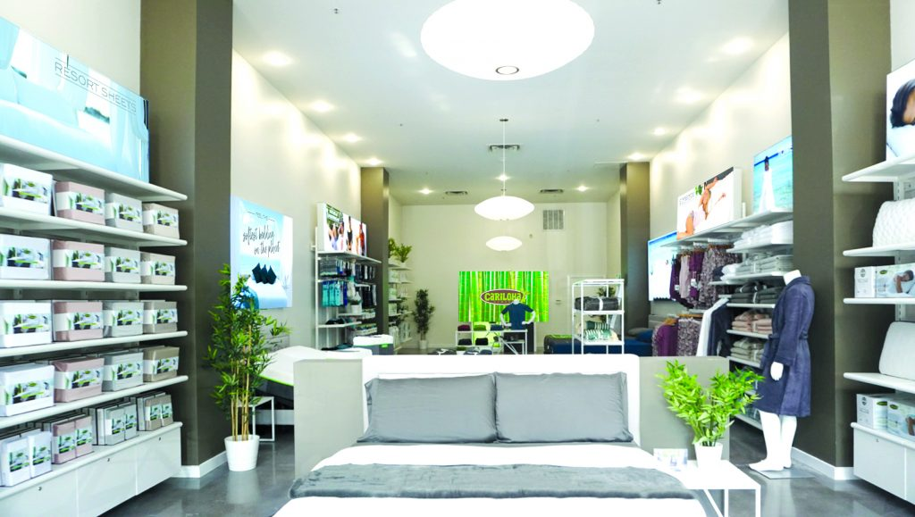 State of Texas Welcomes Fourth Cariloha Retail Location