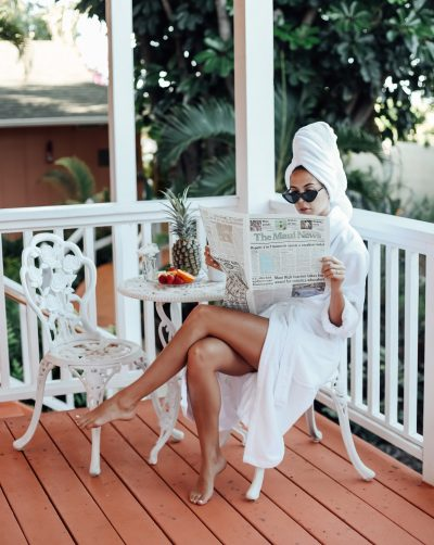 Total Beauty Spotlights Cariloha Bamboo Bathrobes as Guaranteed Luxury