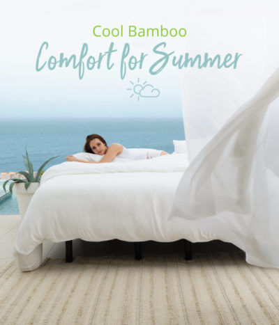 TODAY includes Cariloha Bamboo Sheets to Stay Comfy All Night Long