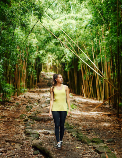 A Sustainable Mind Features Cariloha Bamboo in Eco-Friendly Show