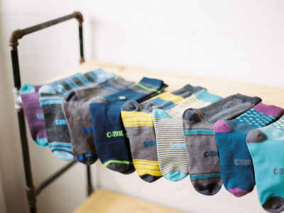 Mic Highlights Cariloha for Best Socks for Sweaty Feet