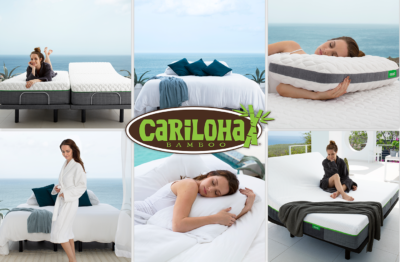 Best Mattresses Recognizes Cariloha for Best Memory Foam Mattress