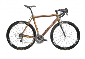 Bamboo Bicycle by Calfee