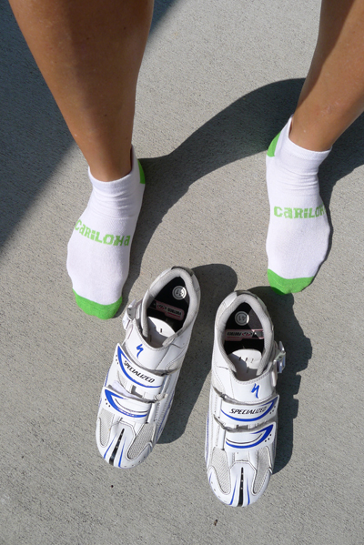 Bamboo Socks by Milan Skrecek