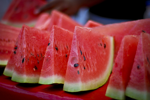 National Watermelon Day - Friday, August 3
